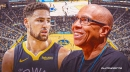 Klay Thompson's dad gives inside scoop on Warriors star's recovery from Achilles injury