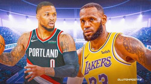 NBA odds: Blazers vs. Lakers prediction, odds, pick, more
