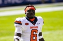 Report: Broncos met virtually with Syracuse defensive back Trill Williams
