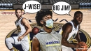 Warriors rookie James Wiseman reveals the nickname he absolutely hates, proposes 2 alternatives