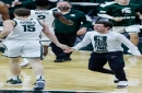 Michigan State basketball's Foster Loyer could need season-ending shoulder surgery
