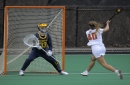 Forest Hill's Hannah Leubecker emerges as 'superstar' in No. 9 Maryland women's lacrosse's 17-13 win against No. 18 Michigan