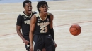 Men's Basketball: Boilers lead Nittany Lions at halftime