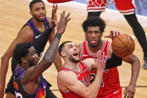 Bulls vs. Suns final score: Chicago melts down in 4th quarter in 106-97 loss