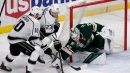 Wild use early goals to beat Kings for fifth straight win