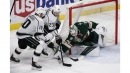 Wild's first-period flurry ends Kings' 6-game win streak