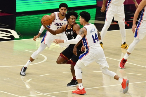 Sixers continue home stint with second game vs. Cavs