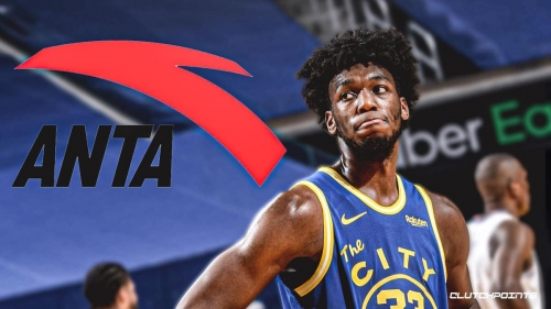 James Wiseman signs sneaker deal with Anta
