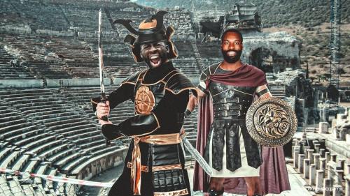 Baron Davis reacts to Warriors' Draymond Green matching his franchise assist mark