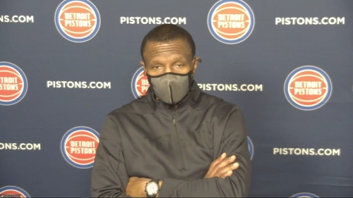 Detroit Pistons' Dwane Casey: Bad communication on intentionally missed free throws