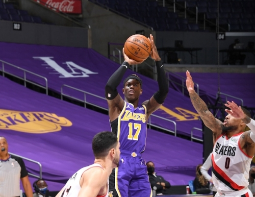 Lakers Highlights: Dennis Schroder Makes Impact In First Game Back