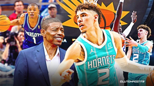 LaMelo Ball has a fan in former Hornets PG Muggsy Bogues