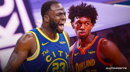 VIDEO: Warriors' Draymond Green speaks out on James Wiseman's recent struggles