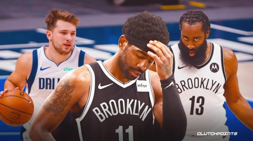 Nets' Kyrie Irving to miss Luka Doncic, Mavs matchup with shoulder injury