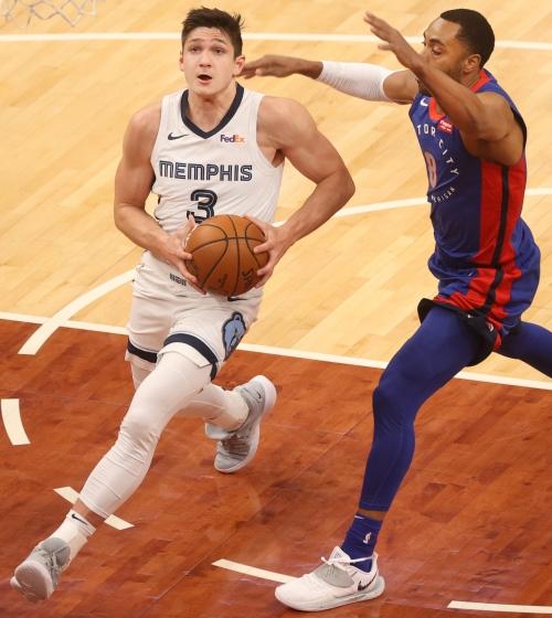 Memphis Grizzlies' Grayson Allen in concussion protocol, out vs. Houston Rockets