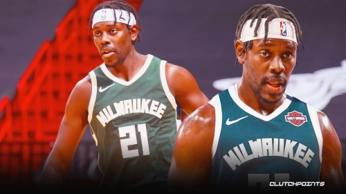 Jrue Holiday expected to play for Bucks vs. Clippers after missing 10 straight games
