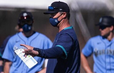 Mariners start playing Cactus League schedule full of new rules