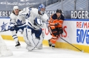 Toronto Maple Leafs score four, Jack Campbell returns with a huge win