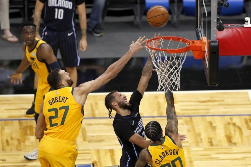 Magic stumble in second half as Jazz pull away
