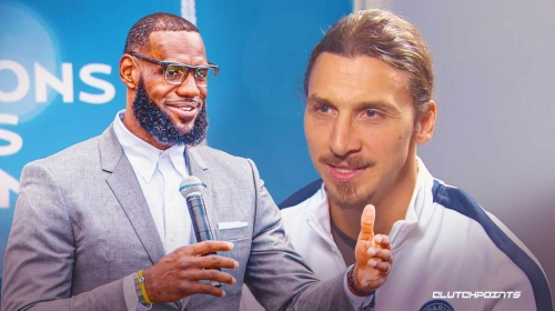 LeBron James rightfully points out why Zlatan Ibrahimovic has no idea what he's talking about
