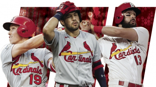 Leading man: Cardinals' search for offensive spark starts at the top, auditioning for new No. 1