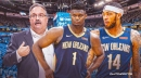 Zion Williamson has honest take on Pelicans' piling losses