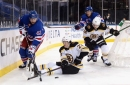 Projected Lines: Boston Bruins at New York Rangers