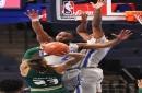 Memphis guard Alex Lomax will not play vs. Cincinnati