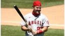 Where will Mike Trout hit in the Angels' lineup this year?