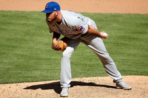 Cubs roster move: Kyle Ryan activated from COVID-19 list, Robert Stock DFA
