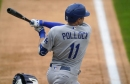 Dodgers looking for more from AJ Pollock after his bounce back season in 2020