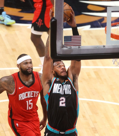 Live Updates   Memphis Grizzlies face Houston Rockets for second time this season