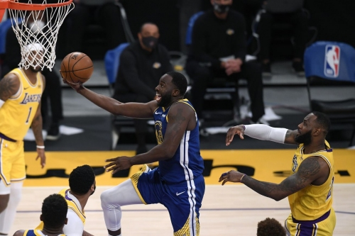 Warriors vs. Lakers: Game thread