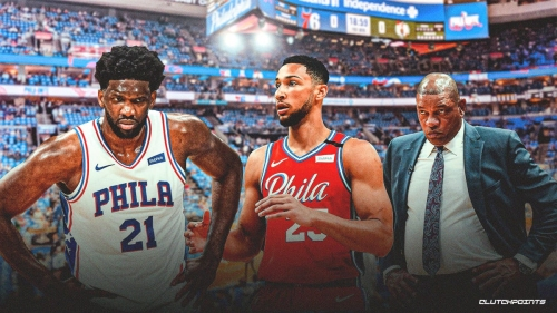 Joel Embiid has interesting theory why Sixers' transition defense is 'terrible'