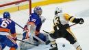 Islanders blank Penguins as rookie Sorokin records second shutout