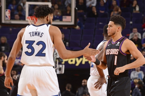 Open Thread: Suns at Timberwolves