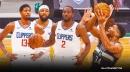 Clippers news: Kawhi Leonard, Paul George react to late collapse vs. Giannis Antetokounmpo, Bucks