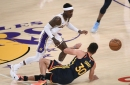 Warriors come out flat in blowout loss to Lakers