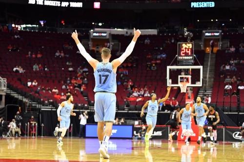 Quick Recap: Grizzlies Ground the Rockets 133-84