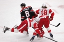 Extraordinary Dinner Party: Blackhawks 7, Red Wings 2