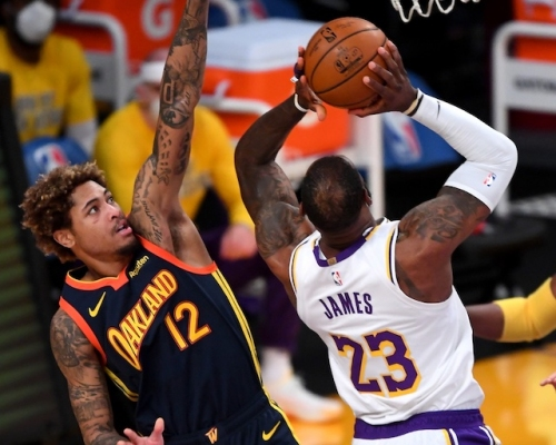 Recap: Lakers Blow Out Warriors To Win Second Consecutive Game