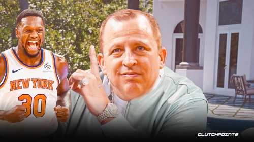 Knicks are rolling, but Tom Thibodeau acting like DJ Khaled with wins