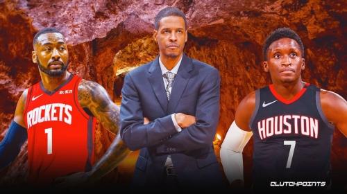 Rockets now hitting 'rock bottom', per Stephen Silas