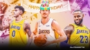 Lakers guard Alex Caruso reveals he got the perfect gift for 27th birthday