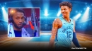 Video: Ja Morant videobombed Justise Winslow's interview in the best way