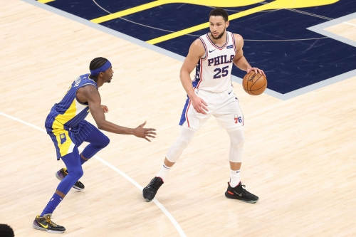 Sixers host Pacers with All-Star Break looming