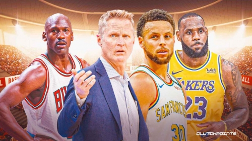 Steve Kerr's NBA Finals experiences are unmatched