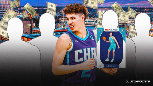 LaMelo Ball isn't the only NBA rookie card worth collecting on the Hornets