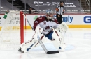 Colorado Avalanche Game Day - Going Shark hunting