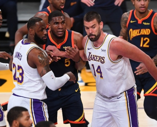 Frank Vogel: Lakers Starters 'Motivated' By Loss To Warriors On MLK Day